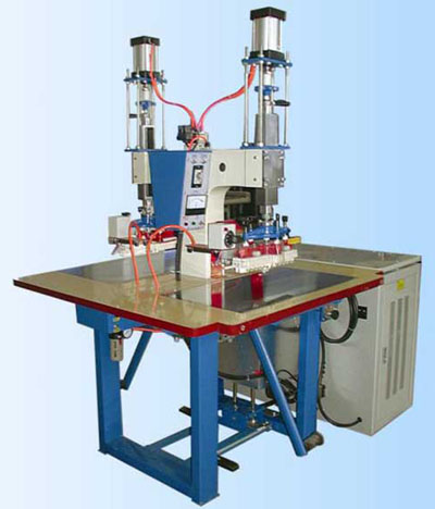 8KW High Frequency Square-head Pneumatic machine